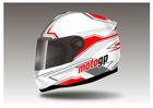 2014 new model ECE /DOT certificate helmet ECE r22.05 full face material ABS
