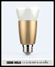 6w high power 10 years guarantee bluetooth E27 led bulb