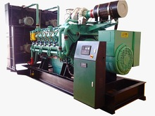 Googol Engine 1250kVA 1MW Biogas Generator Price with Valves