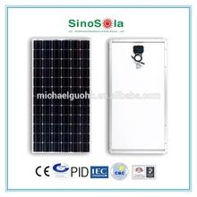 Super quality 150w 12v solar panel