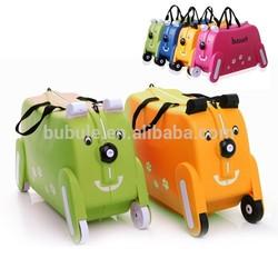 bag trolley cartoon/ kids rolling luggage /cheap kids luggage.BBL19
