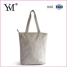 2014 hot sale plain simple shopping bag jute tote bag