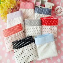 MM-18 Ms pure cotton underwear low waist little girls briefs cotton cute and comfortable