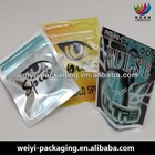Sexy monkey/ black diamond herbal incense ziplock bag