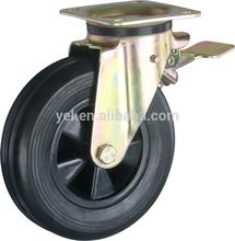 8 inch caster wheel