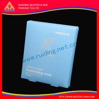 Jiangmen Ruiding custom logo printing clear plastic box,plastic packaging box,pet pp pvc box