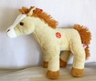 "Lovely Standing Toy HORSE 12"" with Sound"
