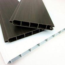 OEM design pvc sheets black