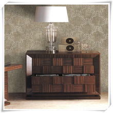 Sales comfortable environmental protection TV unit wallpaper MDF for livingroom