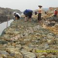 Bajo precio de gaviones de piedra cesta