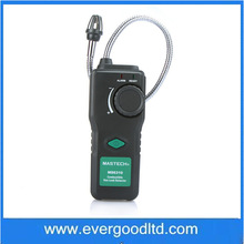 Combustible Gas Detector Methane Propane Gas Leak Detector with Sound Light Alarm MS6310 Portable Flammable Gas Detector