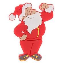 Factory cheapest price christmas usb, Santa Claus usb flash drives bulk 256M/512M/1GB/2GB/4GB/8GB/32GB cheap for promotional