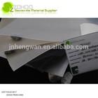 ZOHOO PVC sheets black
