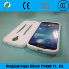 2014Top Quality New Design Custom Cheap Silicon Mobile Phone Case For Sumsung S4 Phone Case