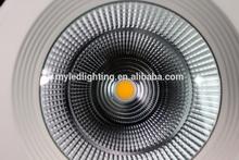 Good quality led downlight cob 28w cut hole 180mm