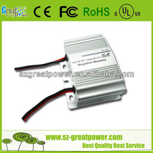 12v 10a dc to dc step down converter for car application