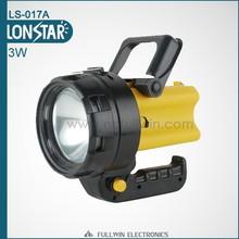 high power portable halogen spotlight