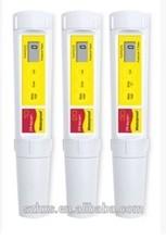 Factory offer pen ph aquarium meter, digital pocket portable pH meter 0-14 PHscan-20