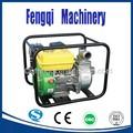 Gasolina Horizontal con motor de la bomba de agua centrífuga india