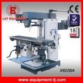 X6036a Mini herramienta de corte para fresadora maquinaria