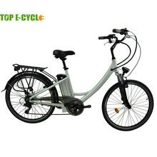Top E-cycle two wheel electric bike electric vehicle