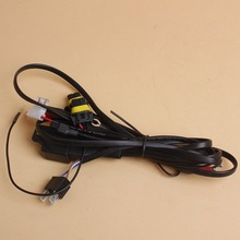 HID Relay Wiring Harness Bi Xenon Hi/Lo Controller Conversion Kit For H4 9003