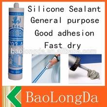 special adhesion latex silicone sealant