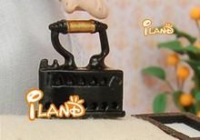 1:12 Dollhouse Miniature Black Antique Iron Machine Metal HS0023