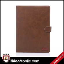Notebook PU Leather Tablet Case For Ipad Air 2 Cover Brands Leather Bags