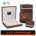 Qualidade superior hot- carimbo caixa de presente fabricante