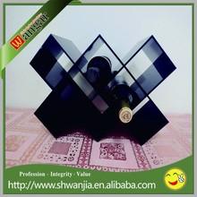 acrylic wine glasses, hanging wine glass rack, display stand sample