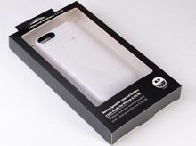 2500mAh External Backup Power Battery Charger Case Cover Charge For iPhone 5