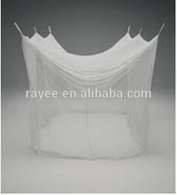 LLIN anti-malarial queen size mosquito net, portable mosquito net ebola virus prevention/ moustiquaire