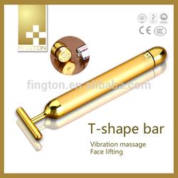 As Seen On TV T-shape Energy 24K Gold Beauty Bar