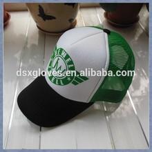 Trucker Hat Mesh Trucker Hat Silk Screen Printing Mesh Trucker Hat
