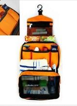 Foldable Design Multifuntional Mesh Pocket Travel Cosmetic Bag Toiletry Bag CT1850