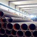Soldado ERW tubo de acero