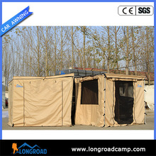 motorcycle camping trailers camping and awnings cozy
