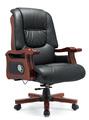Luxe en cuir d'origine grand fauteuil de direction arabe meubles