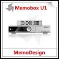 Memobox u1 u2 fta hd receptordesatélitetv apoiado para o ar livre canais usb wifi.