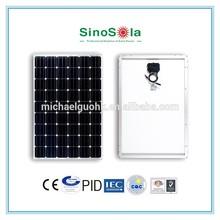 Super quality monocrystalline solar cell a grade