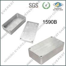 Hammond 1590B Pedal Enclosure Aluminum Box