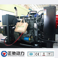 Best sale price 3 cylinder deutz engine 17kw generator