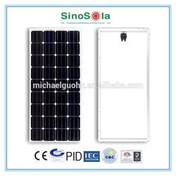 Super quality solar panel 100 watt