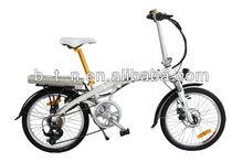 BTN electric trail bike