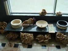 Natural stone wash basin sink parts, small wash basin