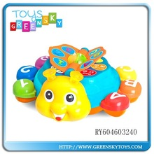 Animal education toy bee/ BO learning bee