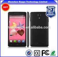MTK6582 5.0 inch dual sim MP-707 android 4.2 1280*720pixel gsm dual sim RAM 512M+ROM 4GB brand cell phones