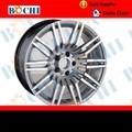19*8.5 carro roda de aço hub, rodas de liga para bmw-m