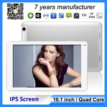 Google android 3G GSM/WCDMA phone 10 inch quad core 8GB/16GB IPS 1280*800 tablet GPS low cost laptop computer